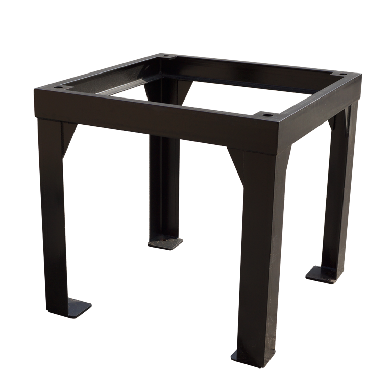 3 ft x 3 ft Bundle, consists of WSC-33D Lite Duty Platen and WSC-33DNS Lite Duty Steel Stand